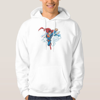 Look up in the Sky Hooded Pullover