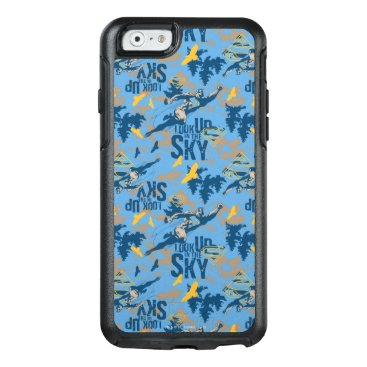 Look, up in the sky in blue OtterBox iPhone 6/6s case