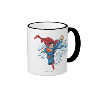 Look up in the Sky Ringer Mug