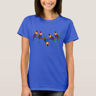 Look what I can do - the showoff parrot T-Shirt