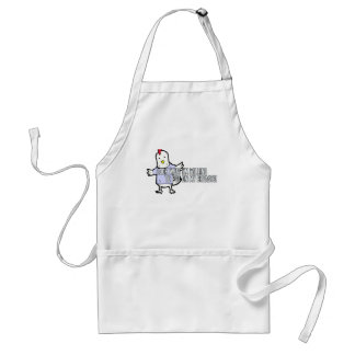 Look What I'm Willing To Put On My Breasts! Adult Apron