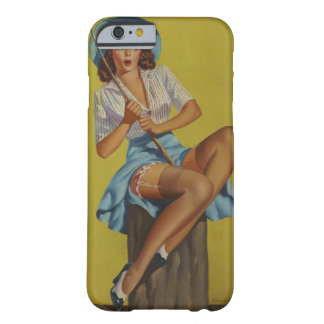 Look What I've Got Pin Up Art Barely There iPhone 6 Case