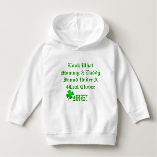 Look What Mommy & Daddy Found toddler pullover