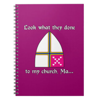 Look What They Done to my Church Ma Journals