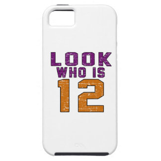 Look who is 12 iPhone 5 cases