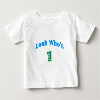 Look Who's 1 (2) Tshirt