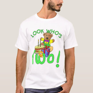 Look Who's Two Years Old! T-Shirt