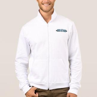 LookGreatPlayGreat  Banner Fleece Jacket