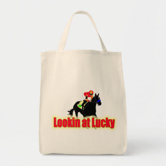 Lookin at Lucky Tote Bag