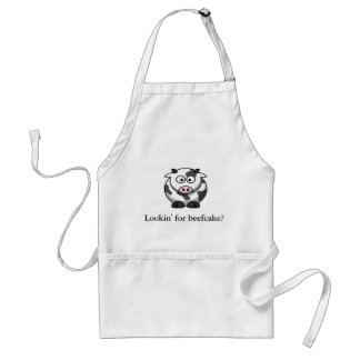 Lookin' for Beefcake Adult Apron