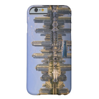 Looking across False Creek at the skyline of 2 Barely There iPhone 6 Case