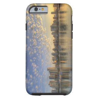 Looking across False Creek at the skyline of Tough iPhone 6 Case