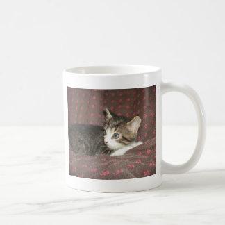 Looking Around Coffee Mug