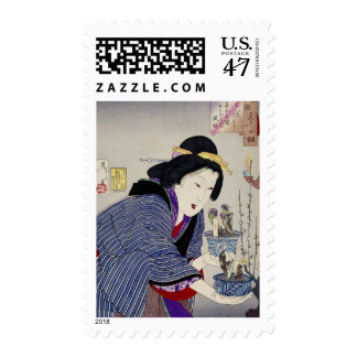 Looking as if She Wants to Change: The Appearance Postage