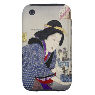 Looking as if She Wants to Change: The Appearance Tough iPhone 3 Covers