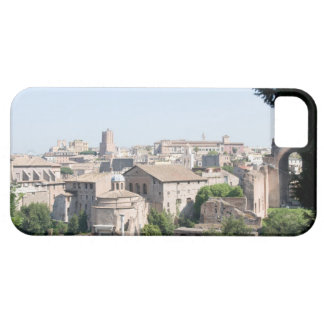 Looking at a section of the Rome Forum from the iPhone 5 Cover