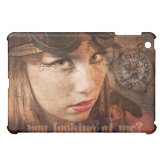 Looking at me iPad case