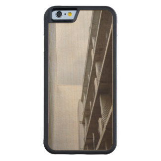 Looking at the bright side carved® maple iPhone 6 bumper case