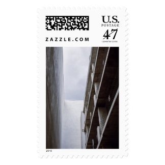Looking at the bright side postage
