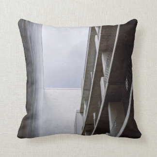 Looking at the bright side throw pillow
