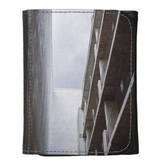 Looking at the bright side trifold wallet