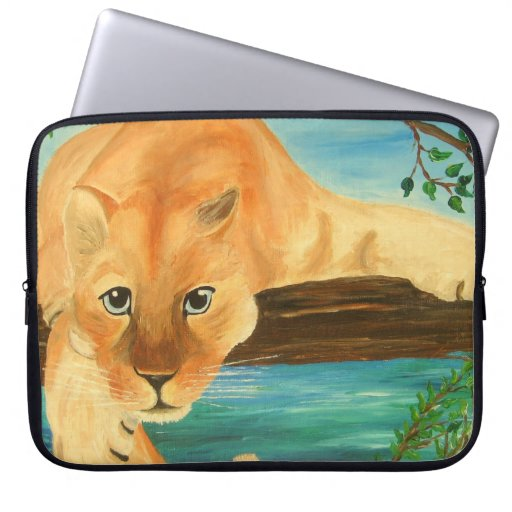 Looking At You - Beware Laptop Sleeve