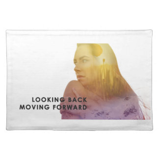 Looking Back Moving Forward Designs Placemat