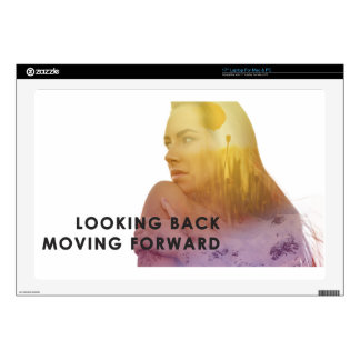 Looking Back Moving Forward Designs Skin For Laptop