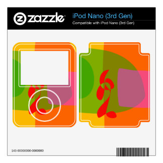 Looking Back Skins For The iPod Nano
