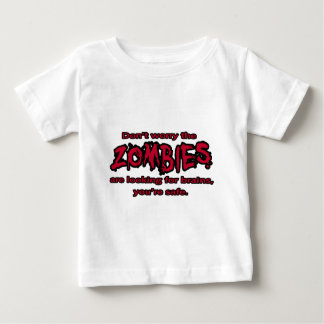 looking brains baby T-Shirt