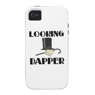 Looking Dapper iPhone 4/4S Cover
