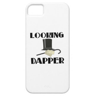Looking Dapper iPhone 5 Cover
