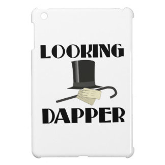 Looking Dapper Case For The iPad Mini