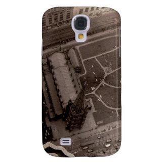 Looking Down on Trinity Church and Cemetery Galaxy S4 Cover