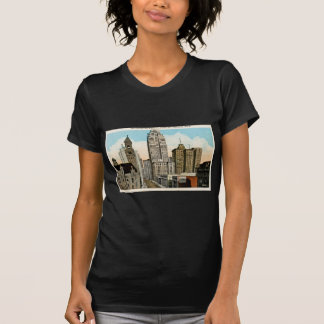 Looking East on Fort Street Detroit, Michigan T-Shirt