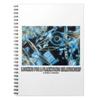 Looking For A Planktonic Relationship (Diatoms) Notebook