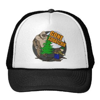 Looking for Bigfoot Trucker Hat