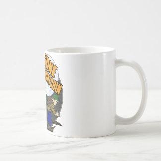 Looking for Bigfoot Classic White Coffee Mug