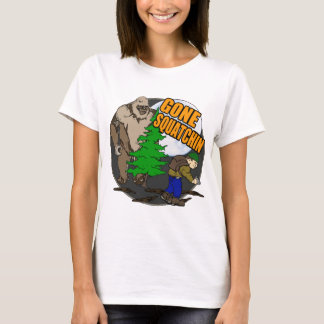 Looking for Bigfoot T-Shirt