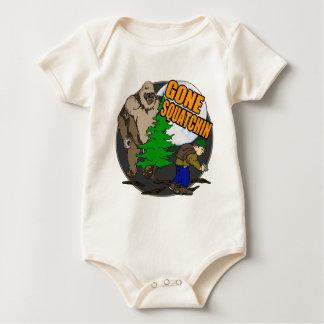 Looking for Bigfoot Baby Bodysuit