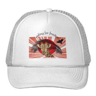 Looking for freedom cap trucker hat