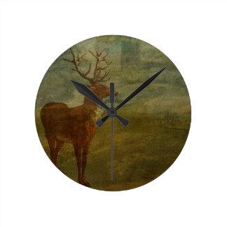 Looking for Landseer Round Wall Clocks