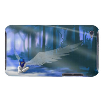 """Looking for Light"" Angel iPod Touch Cover"