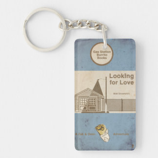 Looking for Love: A Zak & Dean Adventure Keychain