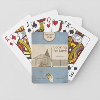 Looking for Love: A Zak & Dean Adventure Poker Cards
