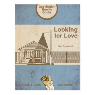 Looking for Love: A Zak & Dean Adventure Postcard