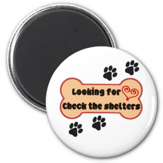 Looking for love? magnet