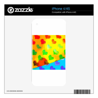 Looking for love skin for iPhone 4