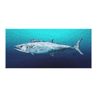Looking for Lunch Canvas Print