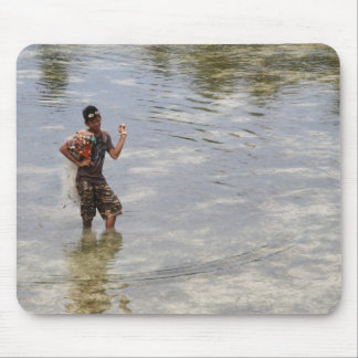 Looking for shellfish mouse pad